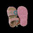18-as rózsaszín bőrszandál - Prego - ÚJ