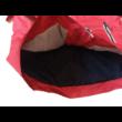 146-152-es neonrózsaszín mintás  dzseki - Tribord, Decathlon