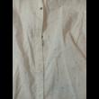 152-es fehér alapon ezüst pöttyös hosszúujjú blúz - Pepco