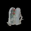 30-as áttetsző csillogó epres víziszandál, strandszandál - In Extenso - ÚJ