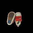17-18-as színes csíkos epres kocsicipő, babacipő - Sterntaler
