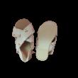 24-es fehér cseresznyés szandál - H&M - ÚJ