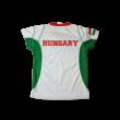 128-134-es fehér lány mez - Hungary