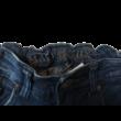158-as kék lány farmer térdnadrág - Mayo Chix