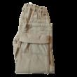 128-as drapp pamut bélésű lány nadrág - Dopodopo