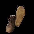 32-es barna félmagas szárú bőr bakancs - Richter