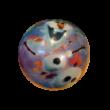 20 cm-es gumilabda - Frozen, Jégvarázs-  ÚJ