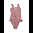 104-es rózsaszín pöttyös fürdőruha - Alive
