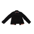 116-os fekete hímzett düftin blézer - Next