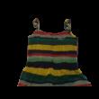 Női L-es szines csíkos hosszú ruha - Desigual - ÚJ