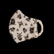 Fekete kalózos felnőtt (kamasz) textil szájmaszk, maszk - ÚJ