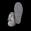 34-es szürke lány magasszárú cipő