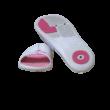 32-es rózsaszín-fehér papucs - Nabaiji
