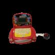 Piros autós gyerek laptop - Miki Egér