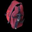 Piros-fekete csíkos pelenkázó táska - Inglesina