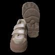 26-os arany-drapp bőr félcipő - Szamos