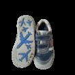 28-as kék tépőzáras világító félcipő - Clarks