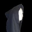 Fekete kapucnis pelerin, jelmez