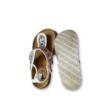 35-ös fehér strasszköves szandál - Graceland