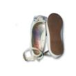 31-es fehér masnis balerinacipő