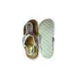 35ös fehér díszes bioszandál - Graceland - ÚJ