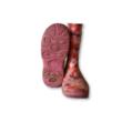 28-as rózsaszín szivecskés gumicsizma