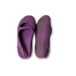 32-es lila habszandál, gumiszandál - Crocs
