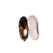 27-es khaki vászon belebújós cipő - F&F