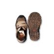 26-os drapp tépőzáras bőr félcipő - Elefanten
