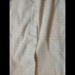 92-es fehér alapon drapp pöttyös pamutrugi - F&F