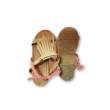 31-es drapp-pink szandál, saru