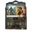 Jakks Pacific – Warcraft Lothar vs. Horde Warrior akciófigura - ÚJ