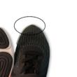 32-es fekete-pink tépőzáras edzőcipő - Nike