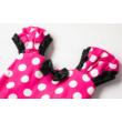 5-6 évesre pink tüllös jelmezruha fejpánttal - Minnie Egér - ÚJ