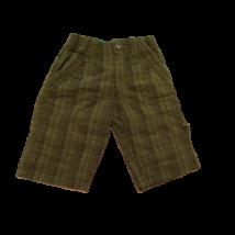104-es khaki kockás rövidnadrág - H&M