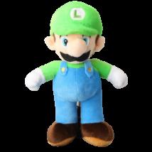 Super Mario plüss baba - Luigi - ÚJ