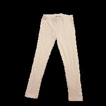 146-152-es fehér leggings - Cactus Clone - ÚJ