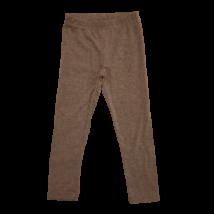 98-104-es sötétszürke leggings - Cactus Clone - ÚJ