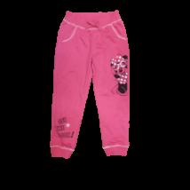 116-os pink pamut tréningalsó - Minnie Egér - ÚJ