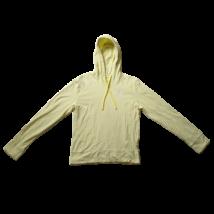 158-as sárga kapucnis pamutfelső - Nike