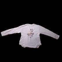 164-es rózsaszín nyuszis pamutfelső - Zara