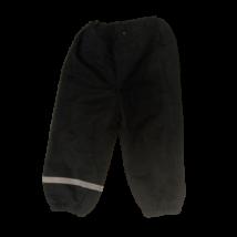 92-es fekete polár bélésű nadrág - H&M