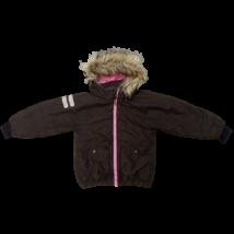 104-es barna lány télikabát - H&M