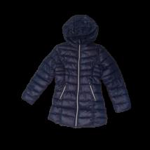 134-140-es kék télikabát lánynak - .Y.F.K - ÚJ