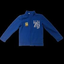 140-es kék feliratos kardigán - Decathlon