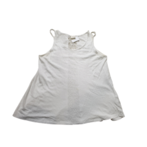 164-es fehér ujjatlan póló - Zara