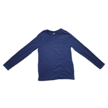 146-os kék fiú pamutfelső - H&M