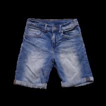 128-as kék fiú farmer rövidnadrág - H&M