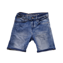 134-es kék fiú farmer rövidnadrág - H&M