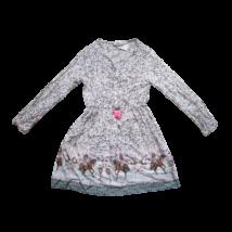 122-es lovas virágos ruha - H&M